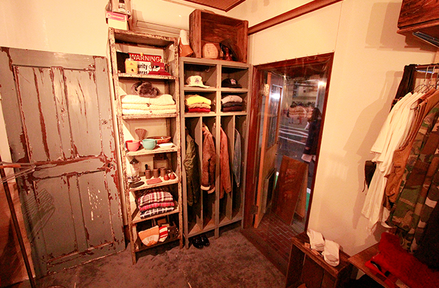 写真:Ecle. Vintage Used Clothing & Antiques
